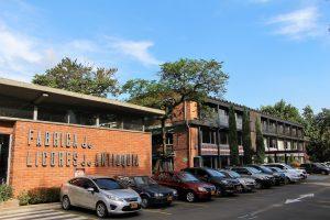 Fábrica de Licores de Antioquia.